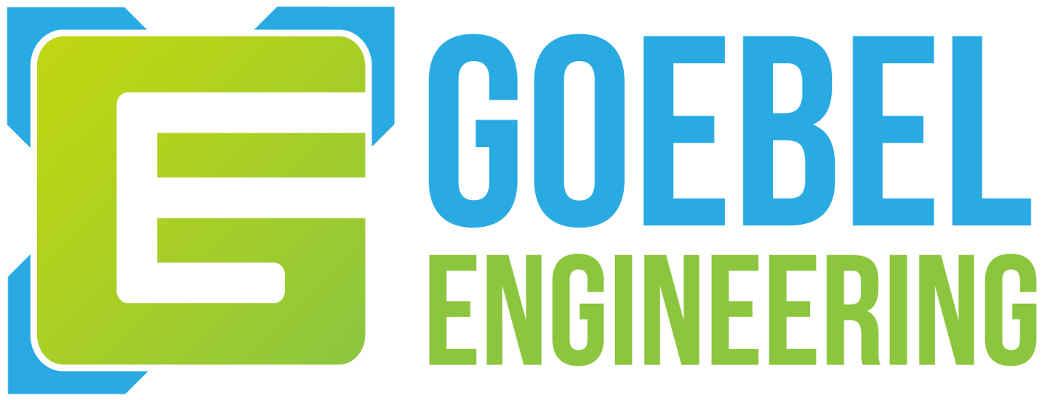 empresa de servicios cae goebel engineering logo